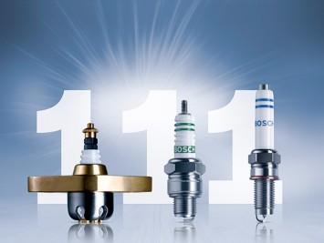 Bosch bujilerin 111 yılı